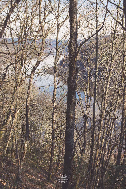 Vistas rio mino castro candaz