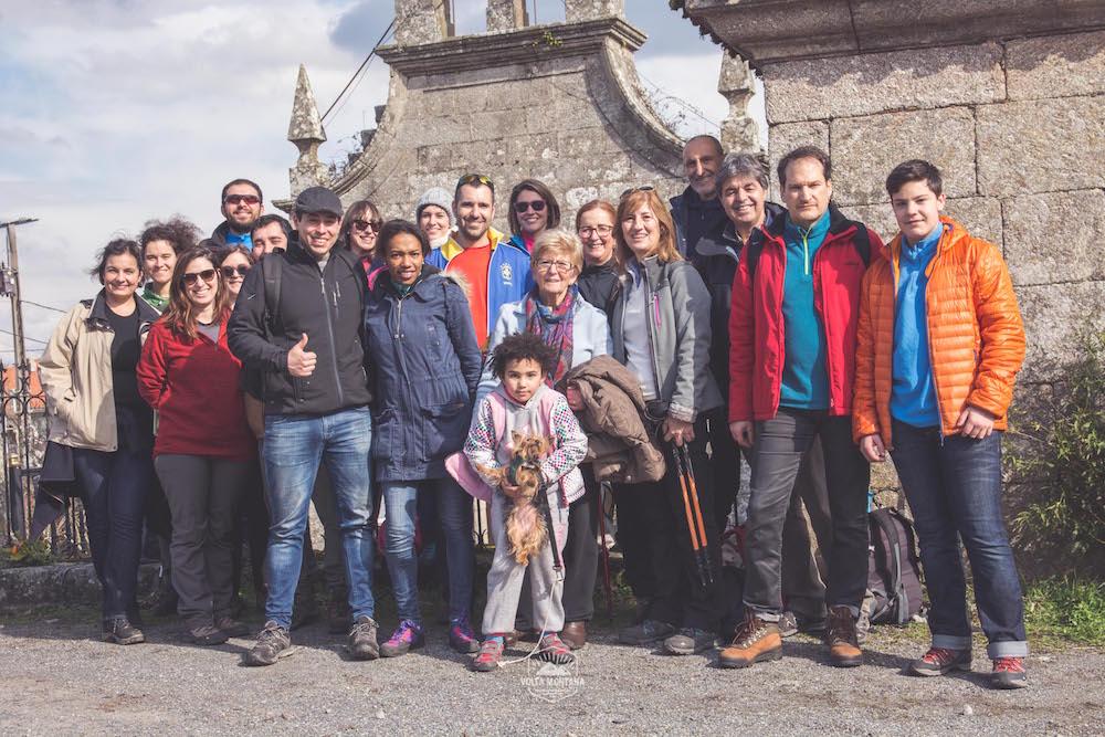 Grupo Castro Candaz Volta Montana