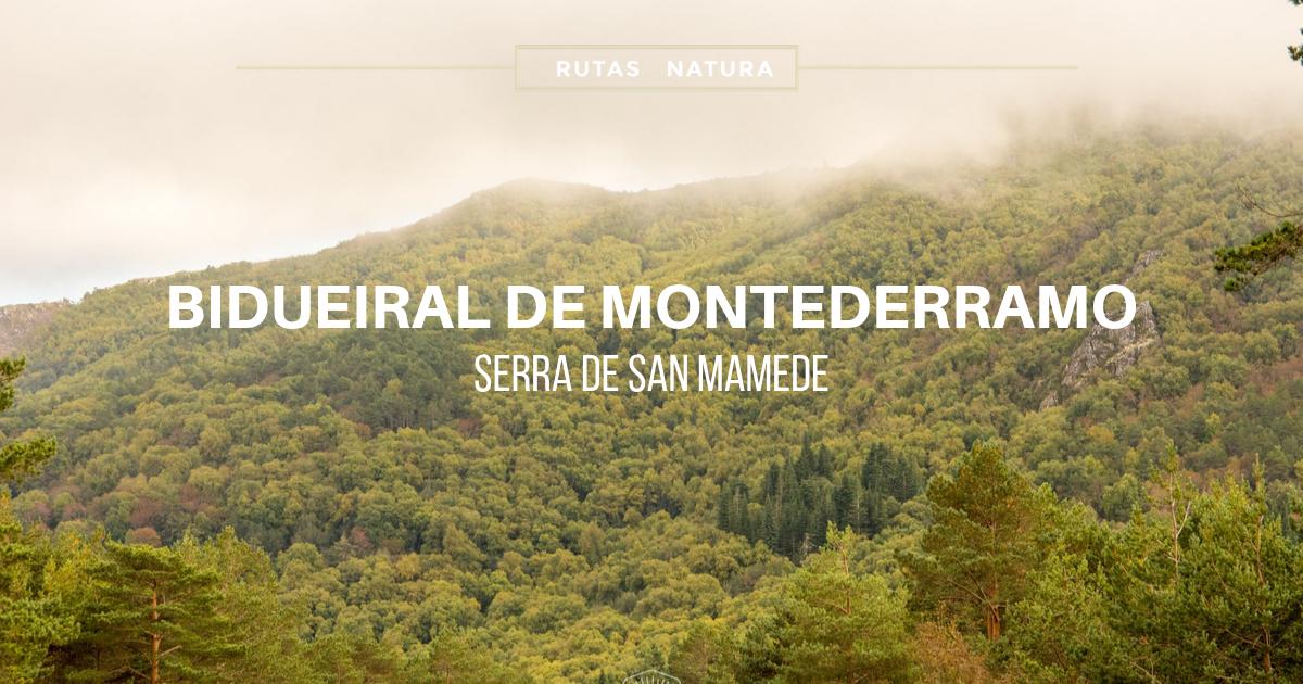 bidueiral-montederramo-volta-montana