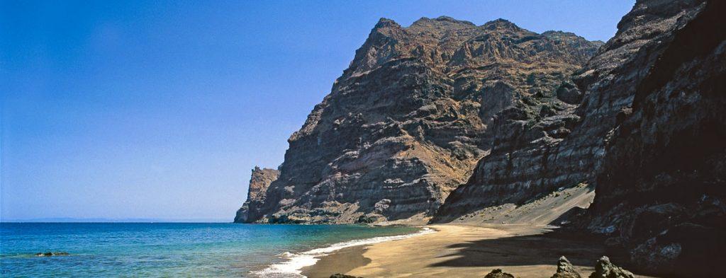 Playa Güigüi - Fotografía de Turismo de Gran Canaria